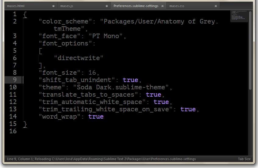 Anatomy of Grey screenshot 3