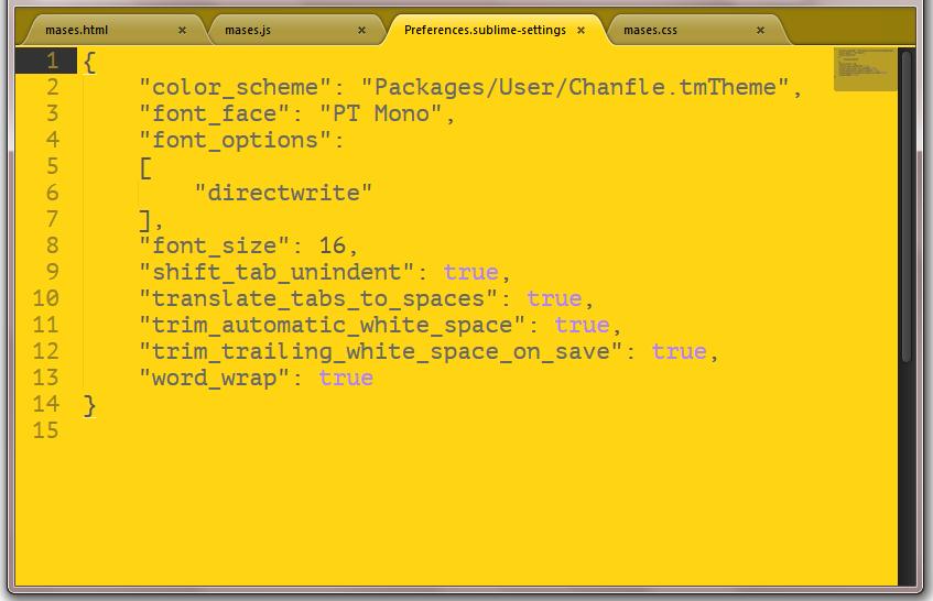 Chanfle screenshot 3